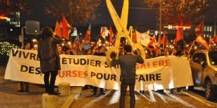 Le Grand Conseil renforce la galère des étudiant-e-s
