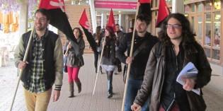 UNIL : 1160 signatures déposées contre les sanctions financières!