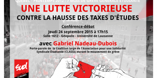 Québec 2012 : une grève victorieuse contre la hausse des taxes!