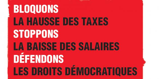 Stop the wage cuts at EPFL! Stoppons la baisse des salaires à l'EPFL!