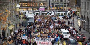 Grève du climat : solidarité avec les élèves !
